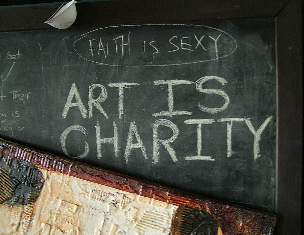 art_is_charity
